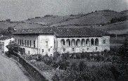 Imagen del Hospital de Eskoriatza