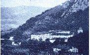 Imagen del balneario de Santa Águeda en 1897