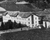 Pabellón del Sagrado Corazón en 1900