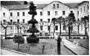 Pabellón de San José en 1923