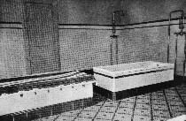 Imagen de la sala de balneoterapia