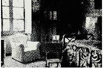 Dormitorio para pacientes pensionistas