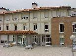 Imagen de la fachada de la Unidad de Rehabilitación para Discapacitados Psíquicos