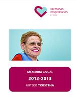 TXOSTENA 2012-2013