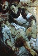 San Benito Menniren irudia erizain lanetan hirugarren karlistadan