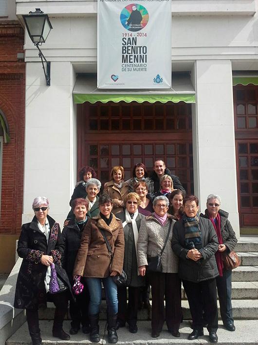Voluntarios Palencia