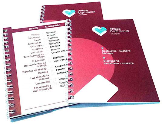 Editamos Un Diccionario Castellano Euskera Con Las
