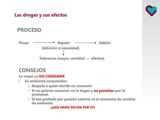 las causas y efectos de la drogadiccion